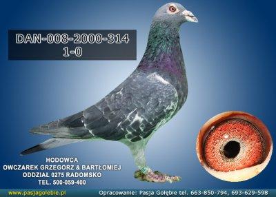 DAN-008-2000-314