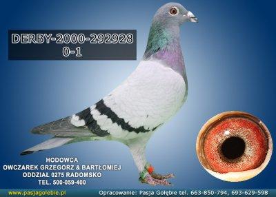 DERBY-2000-292928