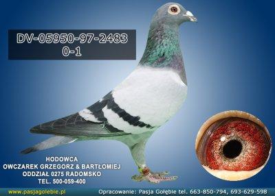 DV-05950-97-2483