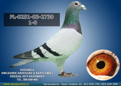 PL-0251-03-2730