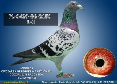 PL-0429-06-2150